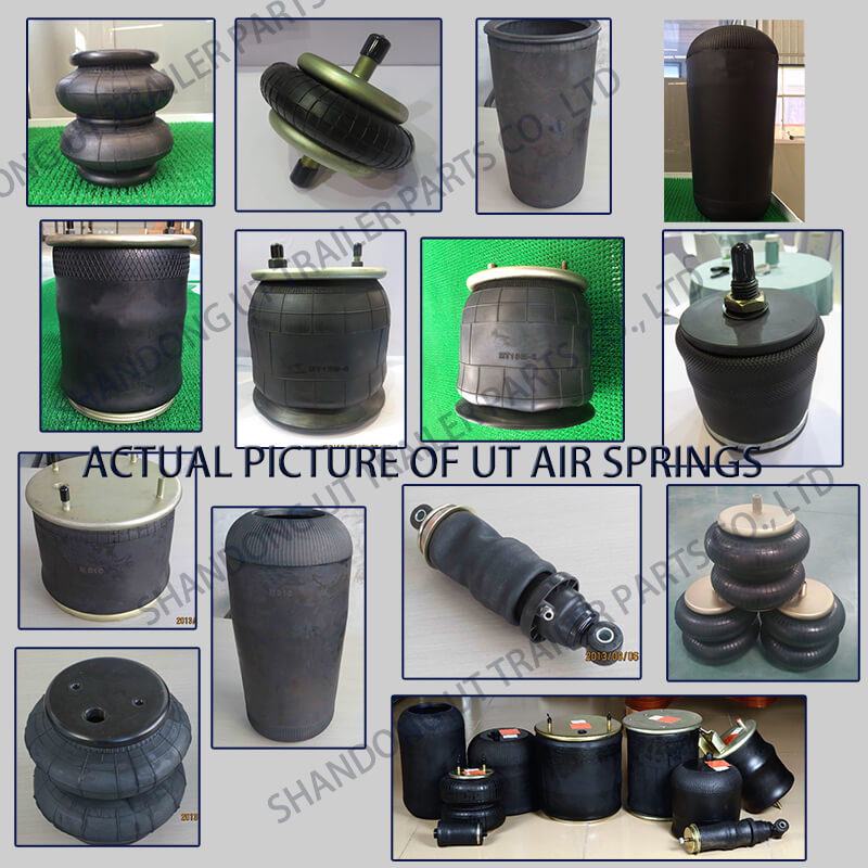 SLEEVE TYPE AIR SPRING